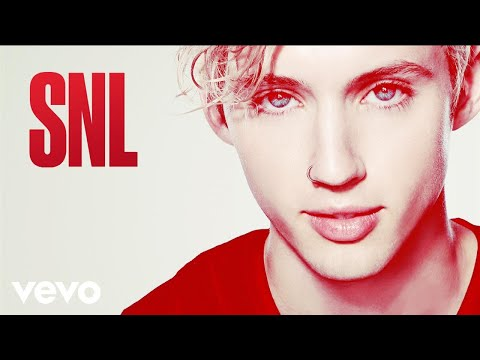 Troye Sivan - My My My! (Live on SNL)