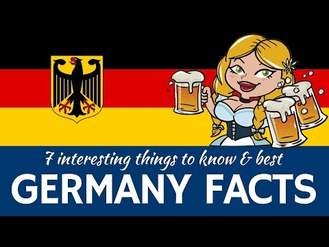 Germany: 7 Fun Facts about German Traditions and Best Destinations