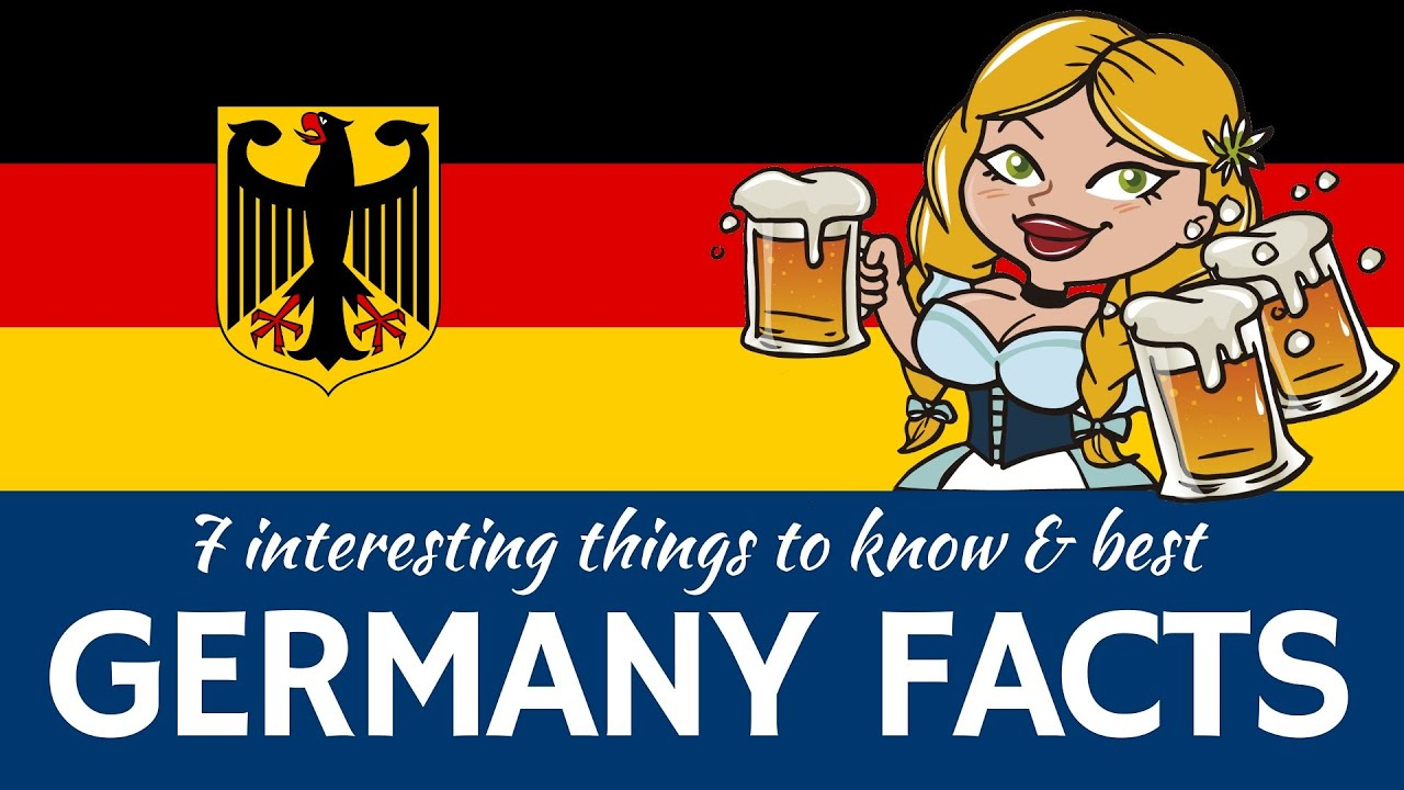 Germany: 7 Fun Facts about German Traditions and Best Destinations ...
