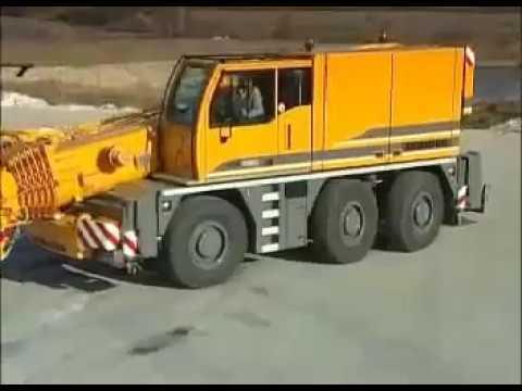 Продаётся автокран LIEBHERR LTC 1055-3.1