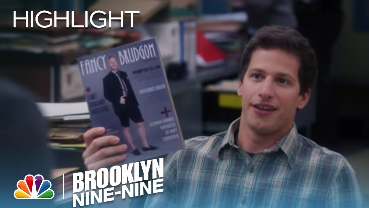 15 Times Jake & Boyle From 'Brooklyn Nine-Nine' Were #Goals
