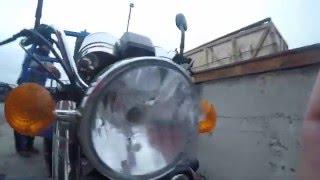 Грузовой мотоцикл ДТЗ МТ200-1.  13,6 л с. Самосвал.