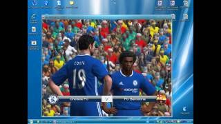 download Pes 2009 patch 2017 (720p HD)