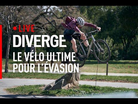Specialized Diverge EXPERT E5 EVO vidéo