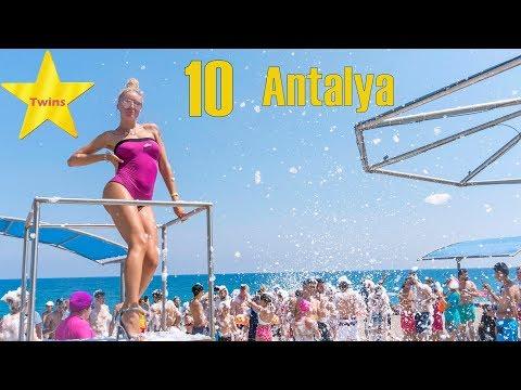 10 أماكن سياحية تزورها في أنطاليا تركيا - Antalya Turkey