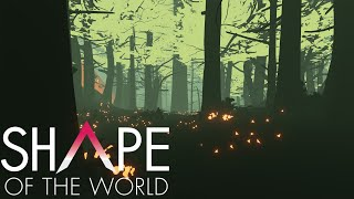 Shape Of The World | A Game For Fans Of Journey + Abzu! Exploring Magical Dream Worlds!