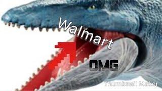 Walmart Jurassic world fallen kingdom toy hunt (we found them)