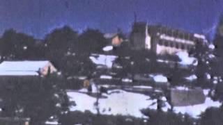 Chréa sous la neige