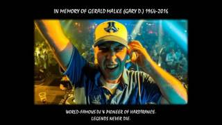Gary D. Tribute Mix † Remembering A Legend