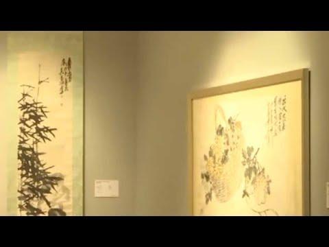Chinese artist Zhang Daqian tops 2016 art auction sales