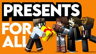 AWESOME GIFTS for EVERYONE in SkyFactory w/ SSundee & FRIENDS! - EP.36