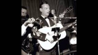 LET ME GO LOVER BY HANK SNOW