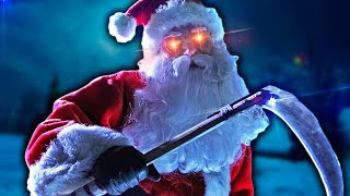 YOU DON'T WANT TO BE ON THIS LIST! (killer Santa)