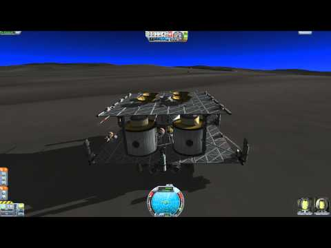 Singularity Aerospace Innovations: Mission to Laythe Pt.4