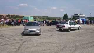 Race & Tuning Day- Drift- BMW E30 & Opel Omega (Zlerobiči NITRA)