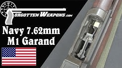 Navy 7.62mm NATO Conversion M1 Garand - Mk2 Mod1