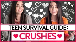 How to Get Your Crush to Notice You | Teen Survival Guide w/ The Merrell Twins
