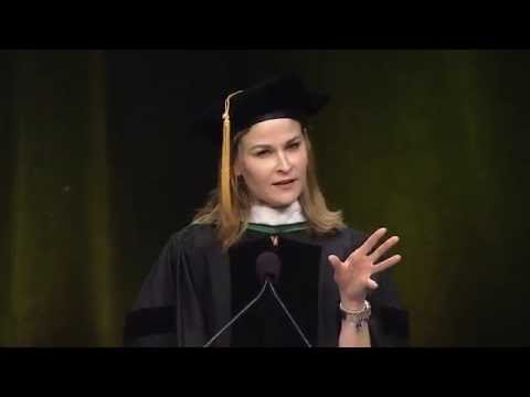Hala Gorani's 2015 Commencement Address at George Mason University