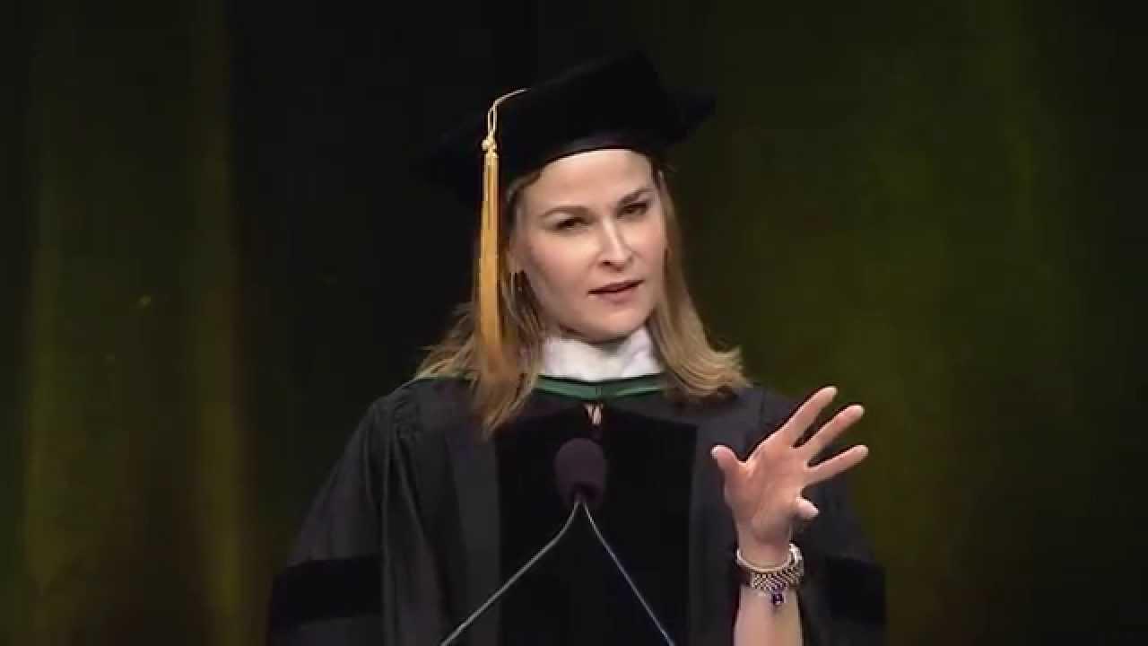 Hala Gorani's 2015 Commencement Address at George Mason University