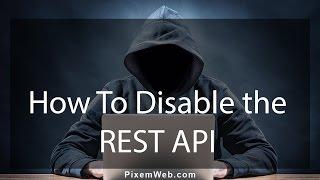 видео WordPress REST API — для чего и что это такое?