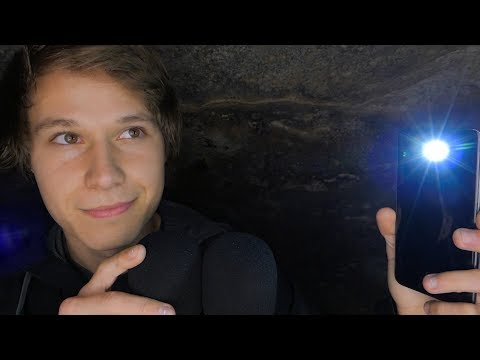 ASMR in a Cave