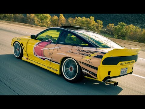 Delivering the Worst Wrap Ever | Calvin's Nissan 240 SX - The Final Episode