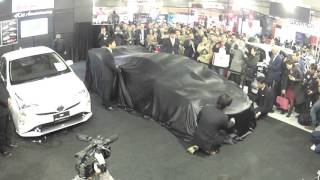 صور تويوتا تكشف عن بريوس GT300 المخصصة للسباقات