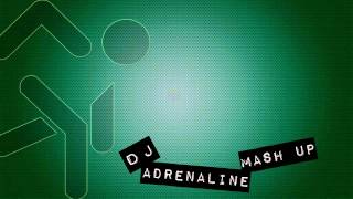 One Trick Pony and Discord (DJ Adrenaline Mash up) ft. The Living Tombstone