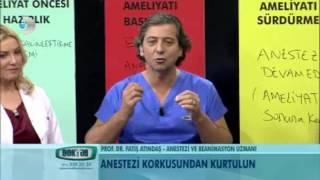 Genel anestezi nasıl yapılıyor?