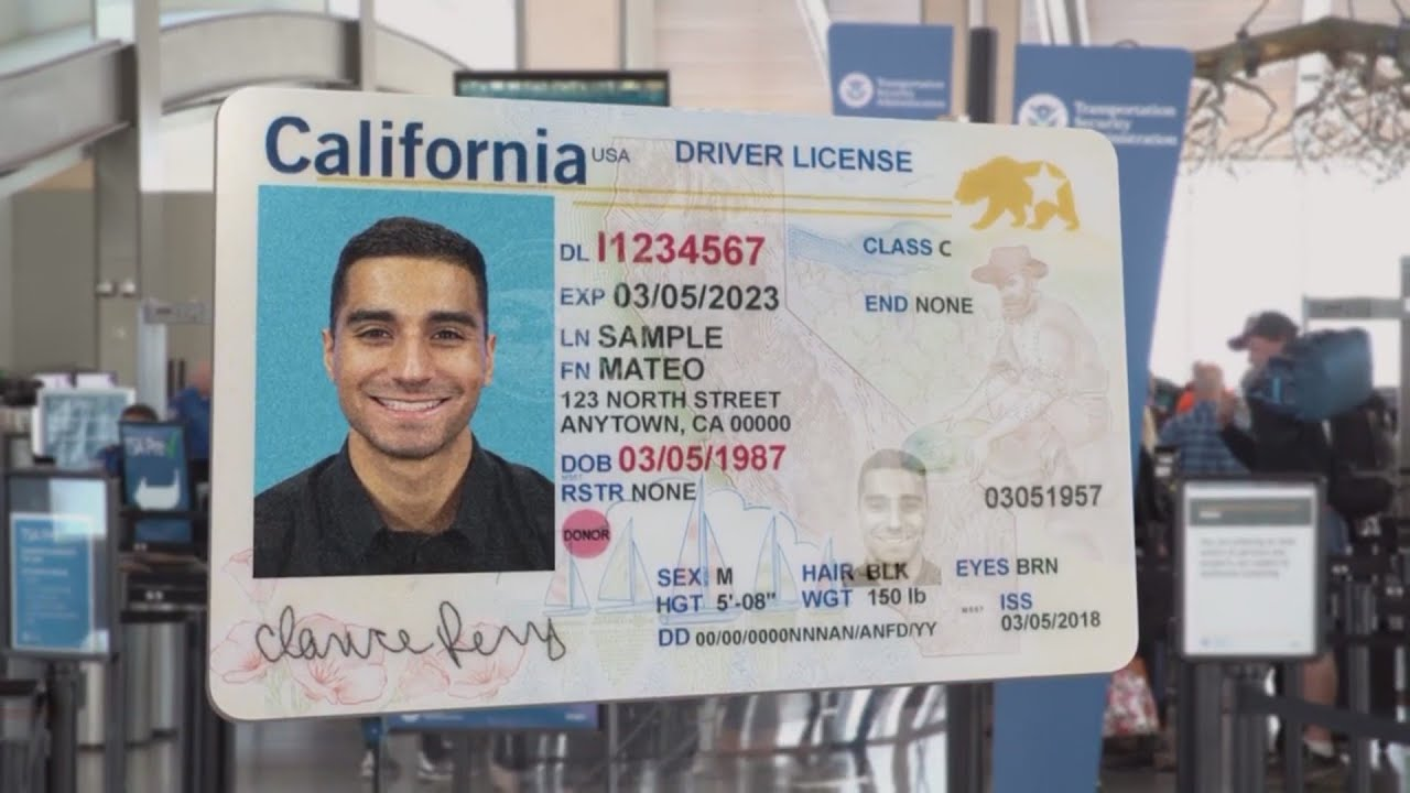 When applying for Real ID, you'll need two proofs of residency