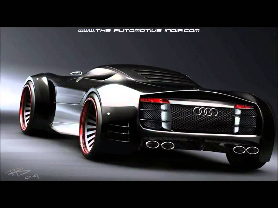 Audi R10 Supercar 720 - YouTube