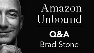 Jeff Bezos and the Invention of a Global Empire | Brad Stone Live Q&A