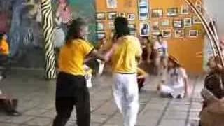 Mestre Cobra Mansa and Gato Preto, FICA Bahia 2006