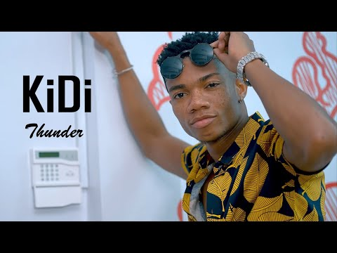 KiDi - Thunder (Official Video)