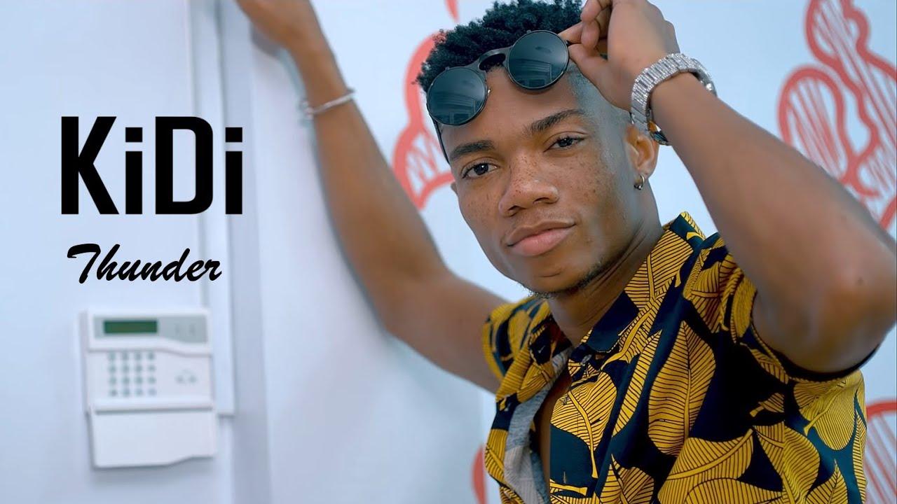 KiDi - Thunder (Official Video) - YouTube