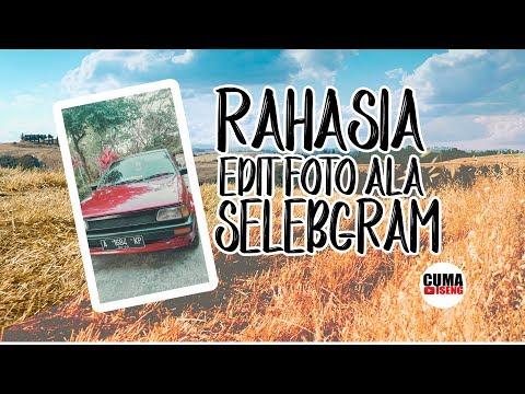 Tips Rahasia Edit Foto Ala Selebgram Di Android Youtube