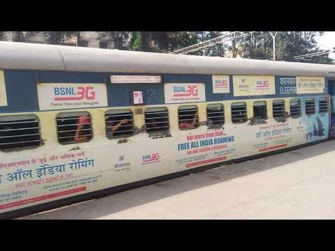 22131 Pune Manduadih Gayan Ganga SF Exp with ET WDM3D 11307#