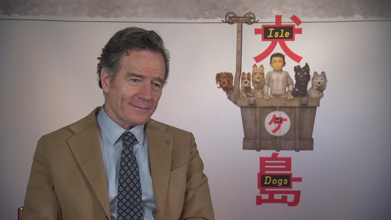 Cranston reveals what makes Wes Anderson unique