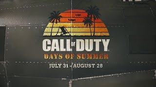 Official Call of Duty®: WWII - Days of Summer Trailer
