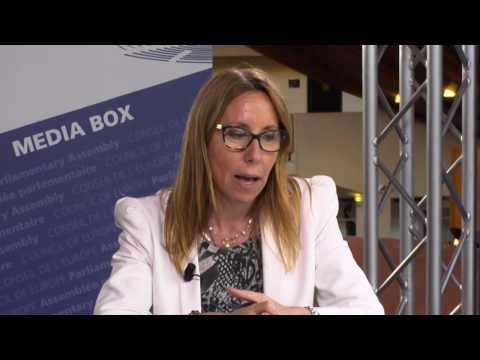 Hon. Silvia Bonet promotes the European Contraception Atlas