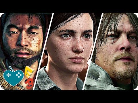 PlayStation E3 2018: All Trailers from the Sony Press Conference | E3 2018 RECAP