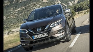 2019 Nissan Qashqai with a 1.3 L turbo engine up to 160 hp