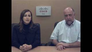 World Economic Forum and Cisco discuss the 2008-2009 Global IT Report