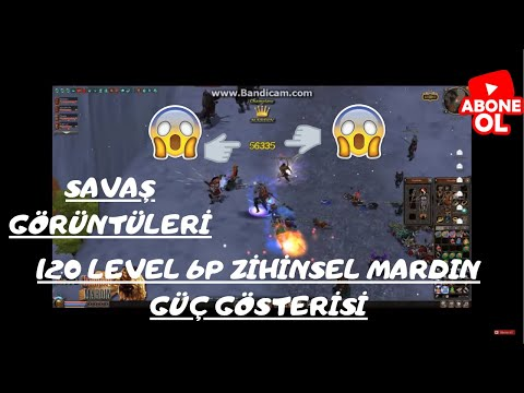Level 6p Zihinsel Mardin Guc Gosterisi
