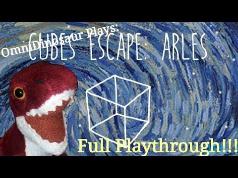 Omni Plays: Cube Escape: Arles