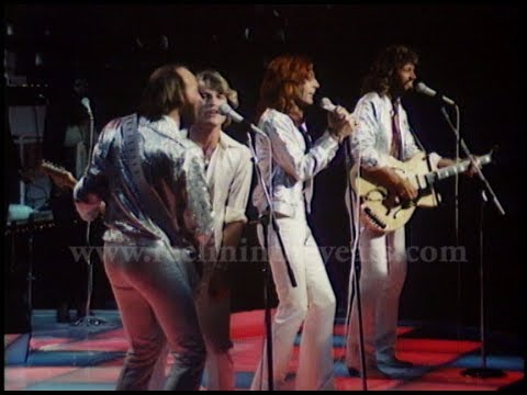 "The Bee Gees with Andy Gibb- ""You Should Be Dancing"" Live 1979 (Reelin' In The Years Archive)"