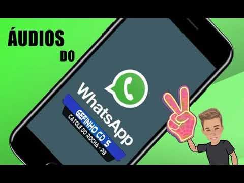 Áudios Do Whatsapp - Juninho Dos áudios