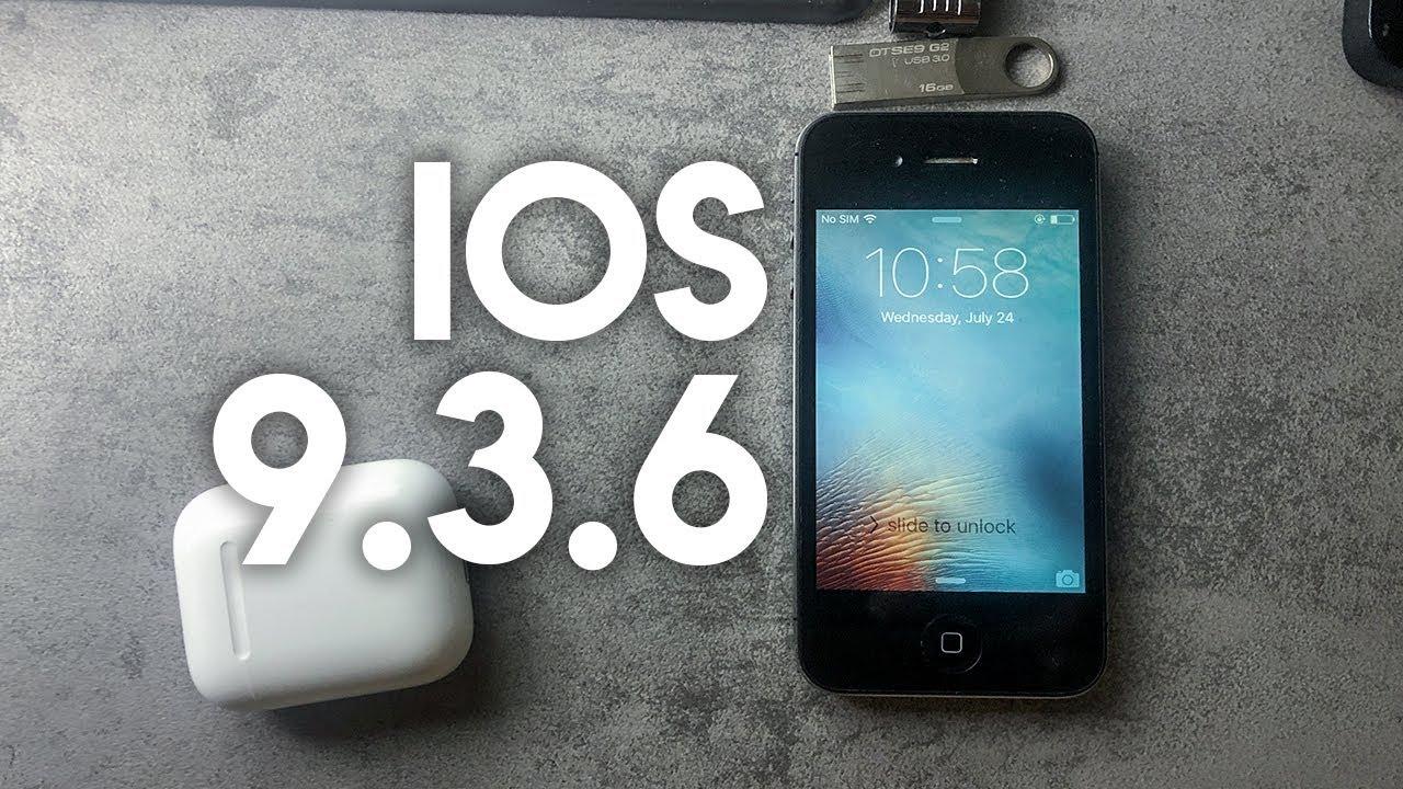 Ios 9.3 3 Release