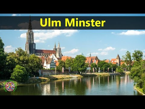 Best Tourist Attractions Places To Travel In Germany | Ulm Minster Destination Spot