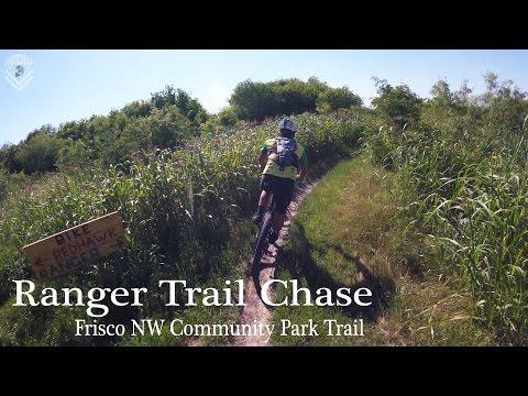Ranger Trail Chase Frisco NW Community Park Trail 4K
